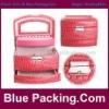 Fashion Leather Make-up Case