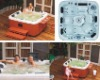 Patio Hot tub,magic outdoor spa(SPA-528 NEW DESIGN)
