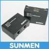 HDMI video audio cat5/cat6e to cable DEVICE BALUN 1080P- IR repeater sender