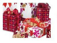 Custom Printing gift wrapping paper