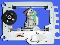 SF-HD65 DVD Laser lens with mechanism suitable for DVD player
