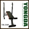 Multifunction weight bench with CE approved (TR-2103)