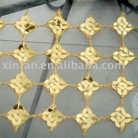 spangle chemical embroidery fabric