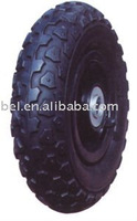 Solid Rubber Wheel & Tyre