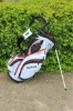 hot sale white cloth for golf stand bag