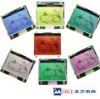 COG LCD module w/ 7colors LED backlight
