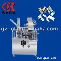 OK-100B Box Cartoning Machine