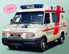 Iveco classic transport medical ambulance