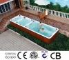 Luxury acrylic swimming spa CE.SAA.ETL