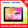 9.7 inch IPS capacitive touch screen Android 4.0 tablet pc MID970 (8GB)
