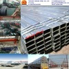 galvanized rectangular tube