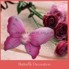 nylon butterflies decorations