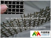 crimped welded wire mesh