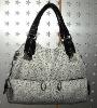 2012 latest design high quality hot selling lady handbag