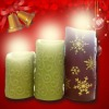 Multicolor High-simulation Candle LED lights for festivals OR romantic holiday and dinner