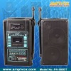 Professional Portable Wireless Amplifier PA-580DT