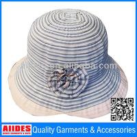 lady's ribbon braid hat