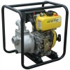 4-stroke air-cooled kama diesel water pump(50mm)
