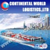 Sea cargo from Shanghai to United Kingdom