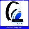 MP3 headphones with memory card