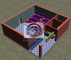 Mini movie 4D theater system