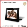 7inch 4:3 Digital Photo Frame with black mirror