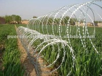 supply high quality barbed wire