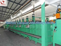 Wet processed artificial leather machinery