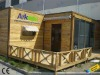 CE &AS standard Beauty wooden villa