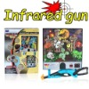 gun-9088 SHOOT THE GAME toy gun gun toys infrared gun toy