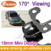 Erisin ES560 18mm Mini Color CMD 170 Degree Viewing Car Reversing Camera Guide Line