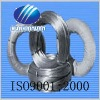 black wires galvanized iron wire (factory)