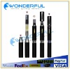 2012 hottest& newest ego w clearomizer huge vapor no leaking atomizer electronic cigarette f1 ego w