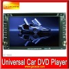 Factory price for 6.2 inch 2 din touch screen car dvd player