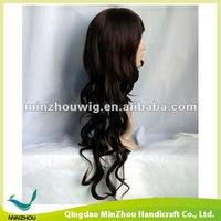 "Wholesale Cheap 28"" Brazilian Hair Lace Front Wig"