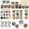 China Diamond tools from Yintian tools diamond tools company