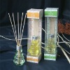 150ml essential oil fragrance reed diffuser with glass bottle