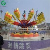 2012 Kiddie Fun Ride Amusement Park Ride 36 Seat Jumping Machine Self Control Plane