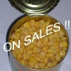 canned sweet corn top quality