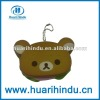 bear shape bag pendants
