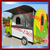 Single Window Food Cart 0086-136 3382 8547