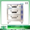 DFL-33 3deck 3tray electric baking oven