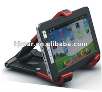 colorful Portable adjustable Plastic Tablet accessories Ipad accessories for ipad stand (Z16-L)