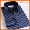 2012 new striped 100% cotton men casual shirt