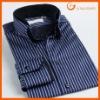2012 new striped 100% cotton men casual shirt
