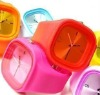 pop silicone watch