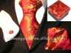 embroidered wholesale neckties