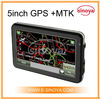 5inch Peru/Brazil/Chile/ Brazil/ Peru/ Venezuela/ Bolivia/ Chile/ HD car GPS Navigation for HD Touch Screen MTK3351 4GB