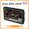 5inch Peru/Brazil/Chile/ Brazil/ Peru/ Venezuela/ Bolivia/ Chile/ HD car GPS Navigation for HD Touch Screen MTK3351 4GB