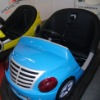 2-seat used bumper cars